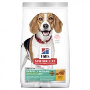 Hill's Science Diet Perfect Weight Adult Small Bite Dry Dog Food