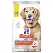 Hill's Science Diet Perfect Digestion Adult 7+ Dry Dog Food 5.44kg