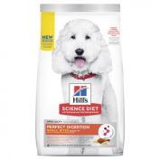 Hill's Science Diet Perfect Digestion Adult 7+ Small Bites Dry Dog Food 5.44kg