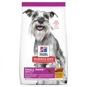 Hill's Science Diet Small Paws Adult 7+ Dry Dog Food