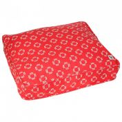 Molly Mutt Lady in Red Dog Bed Duvet