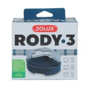 Zolux Rody 3 Accessories Toil House Blue