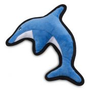 Beco Pets Rough & Tough Dolphin Dog Toy