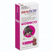 Bravecto Chew Very Large Dog Purple 40 - 56kg 2 Pack