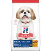 Hill's Science Diet Senior Adult 7+ Small Bites Dry Dog Food 2kg