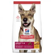 Hill's Science Diet Adult Dry Dog Food 15kg