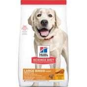 Hill's Science Diet Adult Light Large Breed Dry Dog Food 12kg