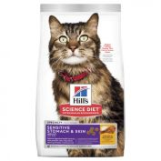 Hill's Science Diet Sensitive Stomach & Skin Adult Dry Cat Food