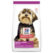 Hill's Science Diet Adult Small Paws Lamb Meal & Brown Rice Recipe Dry Dog Food 2.04kg