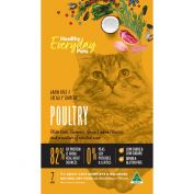 Healthy Everyday Pets Cat Food Poultry