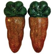 Veggie Patch Small Animal Nibblers Carrots 2 Pack