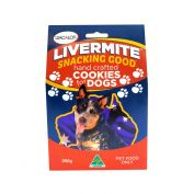 Wagalot Livermite Cookies Dog Treat 250g