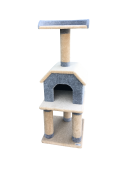 Bono Fido Cat Scratcher Townhouse