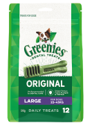 Greenies Dental Dog Treats Mega Pack Large 510g