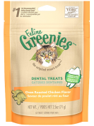 Greenies Feline Dental Treats Oven Roasted Chicken Flavour 71g