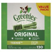 Greenies Dental Dog Treats Value Pack Teenie 1kg