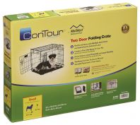 Midwest Contour Dog Double Door Crate