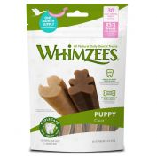 Whimzees Puppy Dog Treat Extra Small 30 Pack