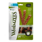 Whimzees Veggie Sausage Dog Treat Small 28 Pack