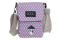 Doog Luna Pink with Tear Drops Walkie Bag