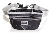 Doog Good Boy Black & Grey Treat Pouch