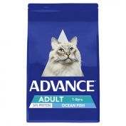 Advance Total Wellbeing Fish Adult Dry Cat Food