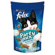 Felix Party Mix Seafood Adult Cat Treat 60g