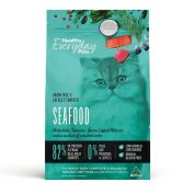 Healthy Everyday Pets Cat Food Seafood