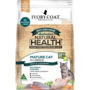 Ivory Coat Mature Adult OceanFish & Chicken Cat Food