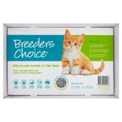 Breeders Choice Pre Filled Disposable Litter Tray 5 Pack