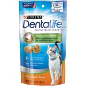 Dentalife Daily Oral Care Dental Cat Treats Chicken 51g