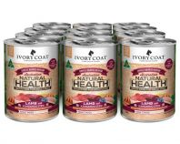 Ivory Coat Lamb & kangaroo Stew Dog Wet Food 12x400g