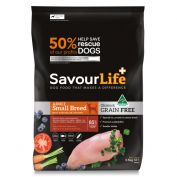 Savourlife Grain Free Small Breed Adult Dog Food 2.5kg