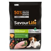 Savourlife Grain Free Small Breed Puppy Dog Food 2.5kg