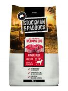 Stockman & Paddock High Performance Working Dog Food Beef 20kg
