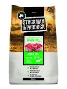 Stockman & Paddock Grain Free Dog Food Beef 20kg