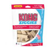 KONG Dog Treat Stuff'N Puppy Ziggies Small 200g
