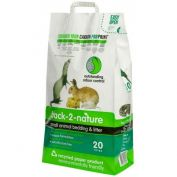 Back 2 Nature Small Animal Litter 20L