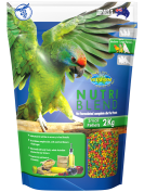 Vetafarm Nutriblend Bird Pellets Small 2Kg