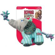 KONG Dog Toy Knots Carnival Elephant