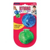 KONG Dog Toy Lock It Large 2 Pack