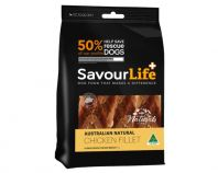Savourlife Australian 75g Chicken Fillet Dog Treats