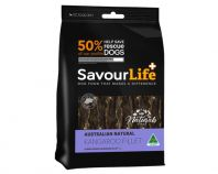 Savourlife Australian 75g Kangaroo Fillet Dog Treats