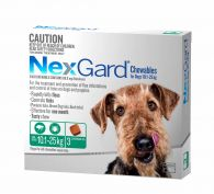 Nexgard for Large Dogs 10.1-25kg