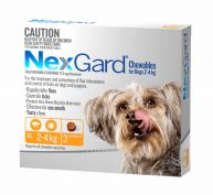 Nexgard for Small Dogs 2-4kg
