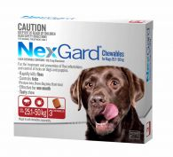 Nexgard for Extra Large Dogs 25.1-50kg