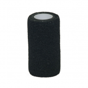 Value Plus Valuwrap Cohesive Pet Bandage 10cm Black