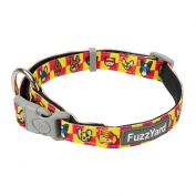 FuzzYard Dog Collar Doggoforce