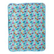 FuzzYard Poppin Popsicles Dog Cooling Mat Extra Large