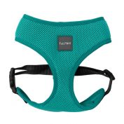 FuzzYard Dog Harness Lagoon Green